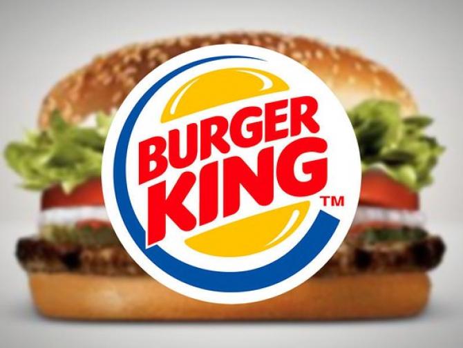 Noul restaurant Burger King, deschis în Mega Mall