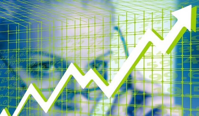 Bursa de Valori Bucureşti (BVB) a deschis în creştere şedinţa de luni