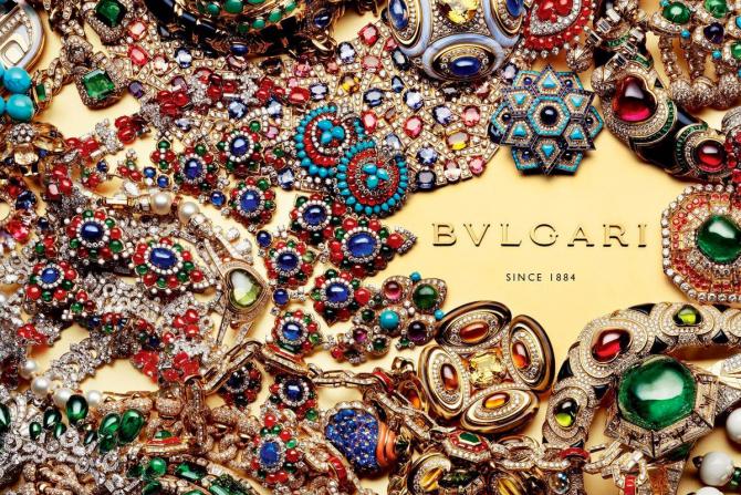 Bijuteriile Bulgari se bucură de un imens succes în China