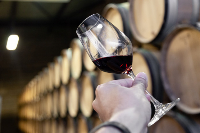 Producţia mondială de vin a scăzut cu aproximativ 10%