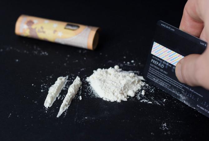 Vestul Europei consumă intens cocaină