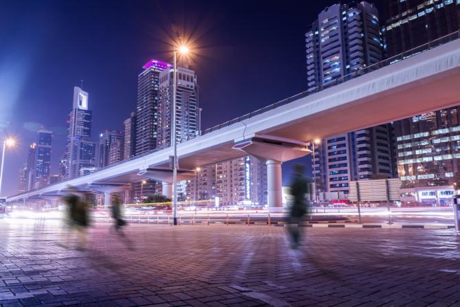 Dubaiul s-ar putea confrunta cu o bulă imobiliară