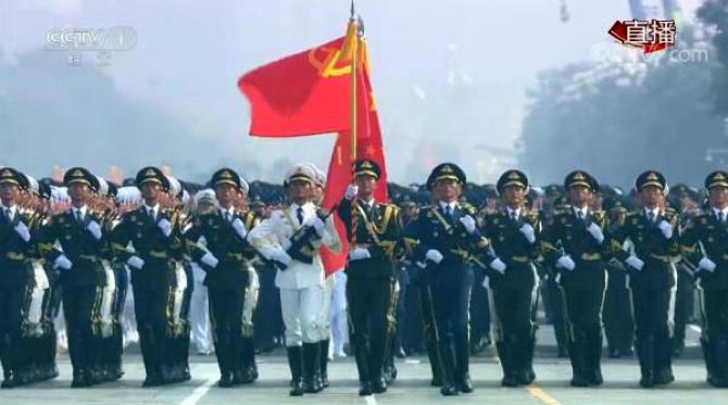 Parada militara la Beijing