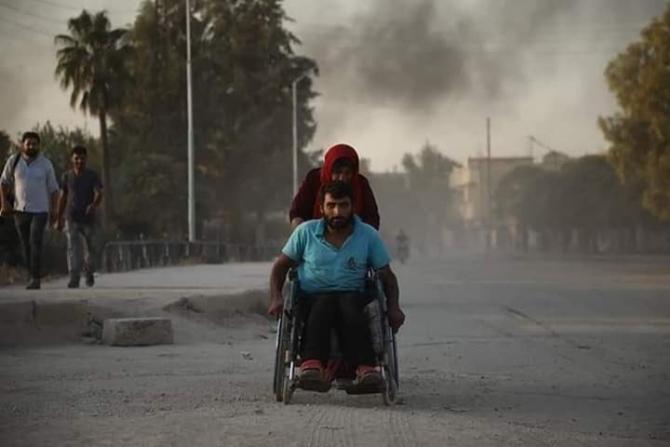Siria este invadată de turci