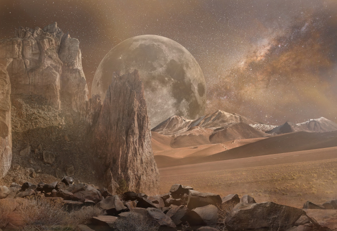 Roverul Curiosity, administrat de NASA