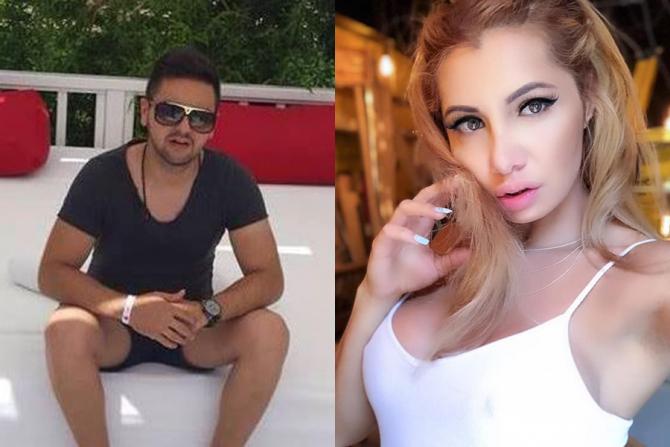 Alexandru Isvanca și Eveline Cismaru