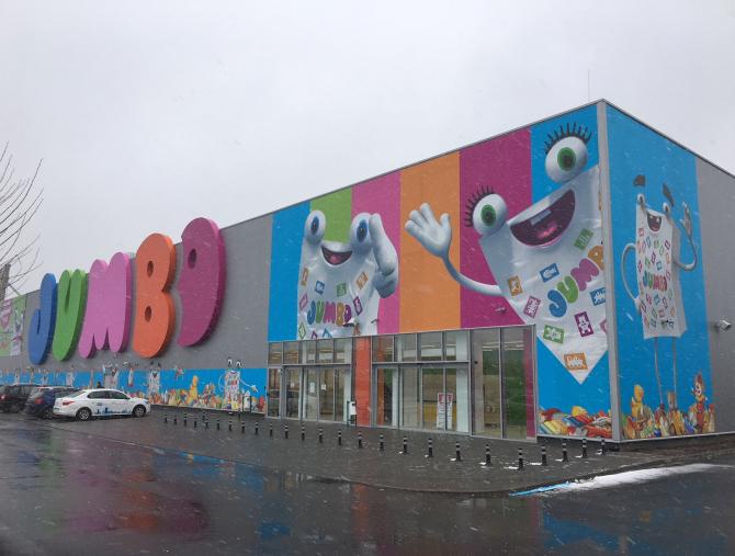 Jumbo, cel mai mare retailer de jucării