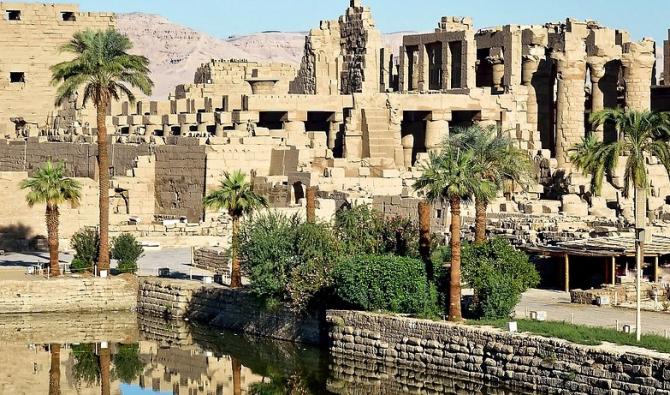 Descoperirea a fost făcută nu departe de orașul Luxor