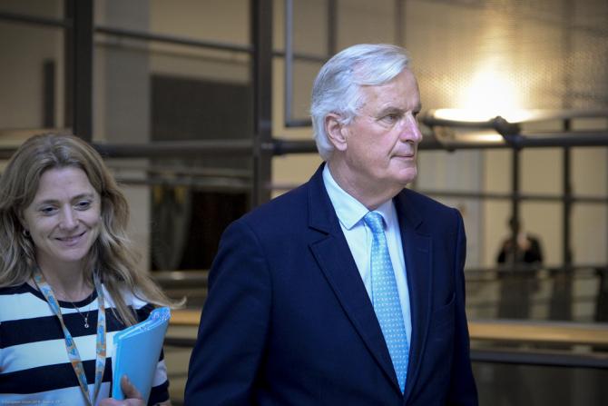 Michel Barnier / Foto: multimedia.europarl.europa.eu