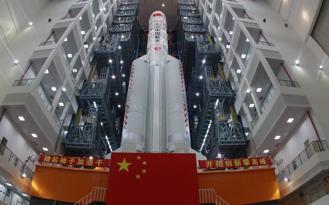 Vor fi cele mai puternice rachete purtătoare ale Chinei