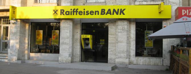 Raiffeisen Bank amendat cu 150.000 euro