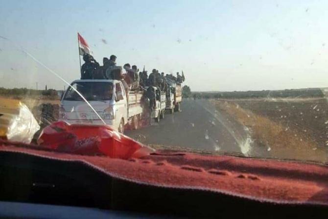 Siria se confruntă cu un nou război după invazia armatei turce
