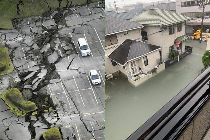 Urmările taifunului Hagibis