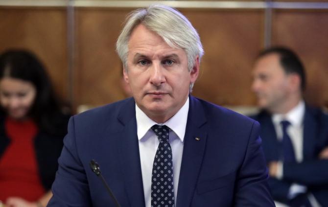 Fostul Ministru al Finanțelor, Eugen Teodorovici