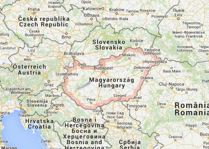 Ungaria a inaugurat luni o staţie de comprimare a gazelor naturale