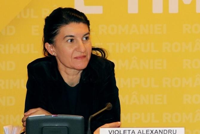 Ministrul Muncii, Violeta Alexandru, consideră că pensionarii sunt trataţi cu aroganţă