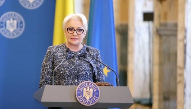Un premier care să-și asume guvernarea, a spus Dăncilă