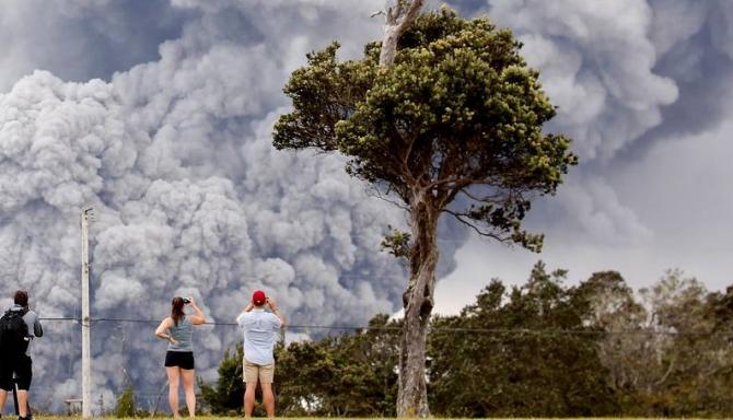 Vulcanii sunt considerați principalii dirijori ai climei pe Terra