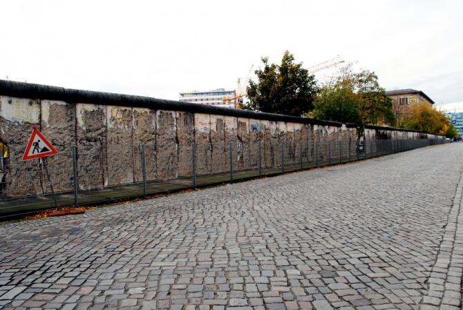 Aniversarea căderii Zidului Berlinului