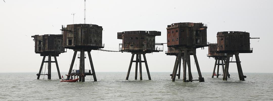 Forturi din estuarul Tamisei