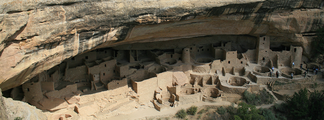 Palatul de pe Stâncă, Mesa Verde, Colorado