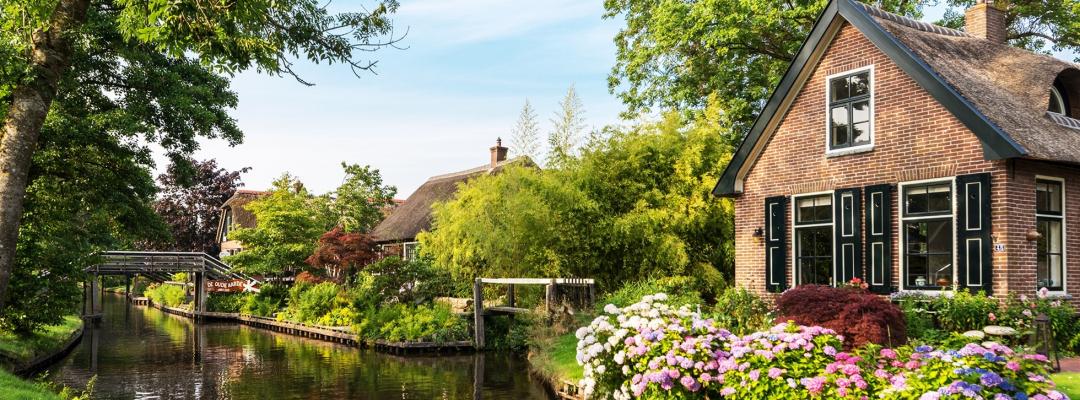 Case și castele în Olanda