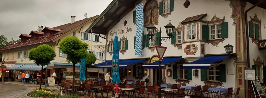 Așa arată satele Germaniei