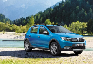 Noua Dacia Logan Stepway
