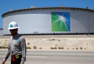 Grupul petrolier saudit Aramco a devenit cea mai valoroasă companie listată din lume