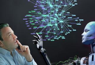 Directorii executivi de la nivel global, din sectorul serviciilor financiare, se aşteaptă ca inteligenţa artificială să fie un motor important de transformare