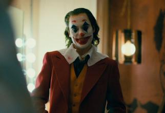 """Lungmetrajul """"Joker"""" cu încasări de 31 de milioane de dolari."""