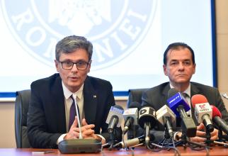 Virgil Popescu și Ludovic Orban