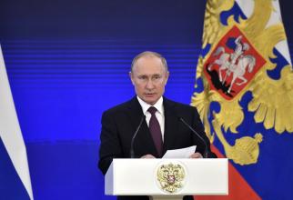 Putin vrea să încurajeze companiile rusești de IT