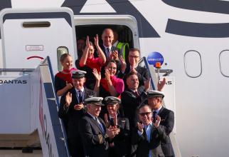 O experiență inedită și pentru echipaj, și pentru pasageri