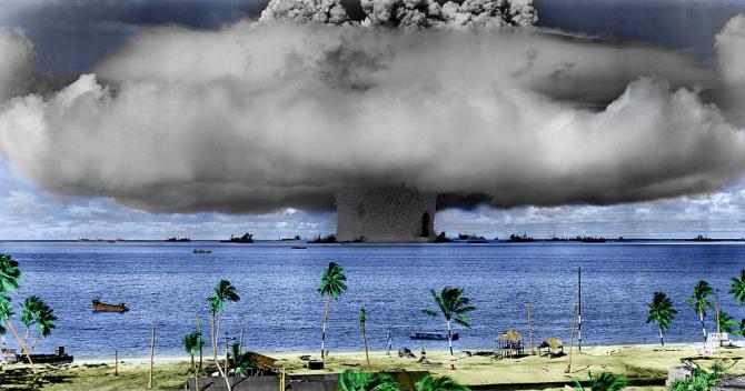 O conflagrație mondială ar duce chiar la extincția rasei umane