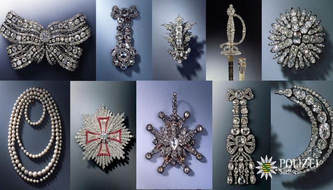 Obiectele furate de hoți
