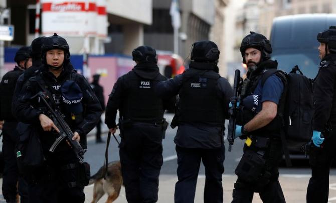 Poliția a încadrat incidentul ca fiind atentat terorist