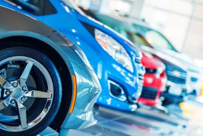 Vânzările de autovehicule noi au crescut în România cu 9,3%