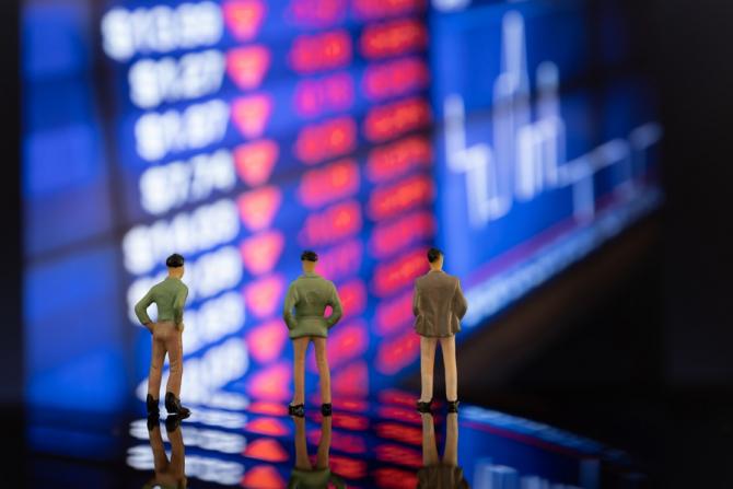 Bursa a închis pe verde
