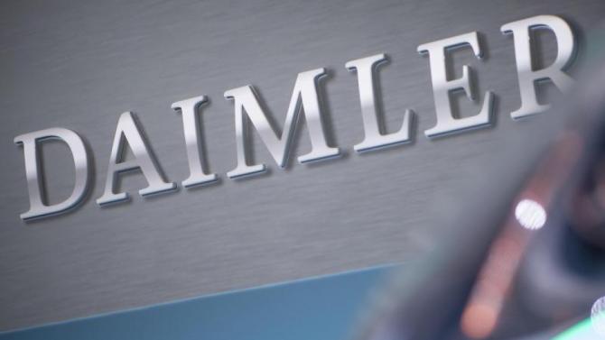Grupul german Daimler şi producătorul suedez de camioane Volvo au finalizat formarea unei societăţi mixte în domeniul pilelor de combustie