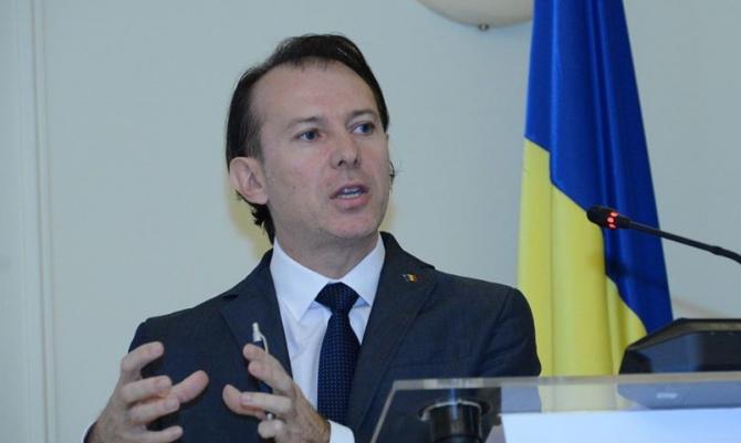 Ministrul Finanţelor Publice, Florin Vasile Cîţu