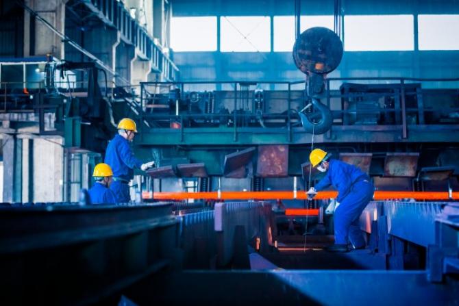 British Steel, producătorul britanic de oţel aflat în insolvenţă, va fi cumpărat de grupul chinez Jingye