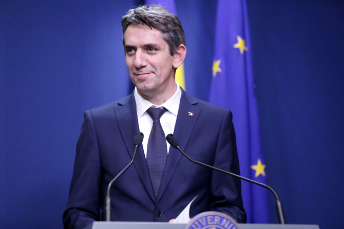 Şeful Cancelariei prim-ministrului, Ionel Dancă