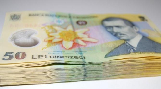 BNR: Leul s-a apreciat în raport cu euro