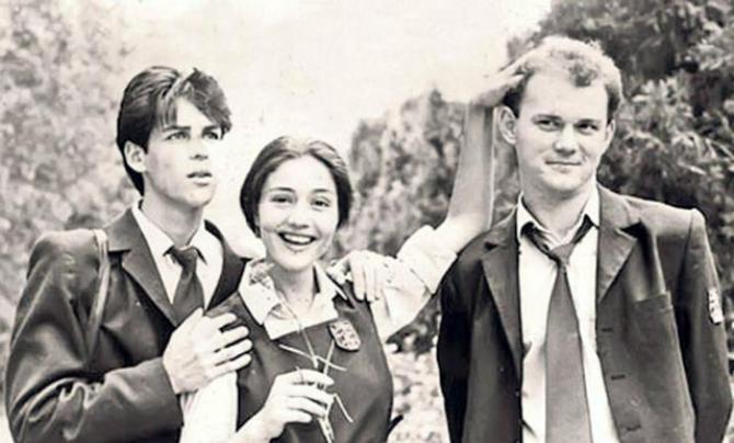"""Când a păşit în lumea artistică, Ştefan Bănică şi Oana Sârbu erau doar doi adolescenţi timizi şi nu ştiau ce succes va avea filmul """"Liceenii"""""""