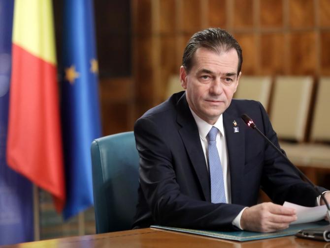 Premierul Ludovic Orban a declarat, vineri, că Guvernul va încerca să refacă echilibrele economice