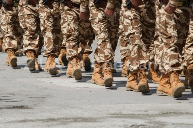 Pensiile militarilor vor fi majorate în 2020
