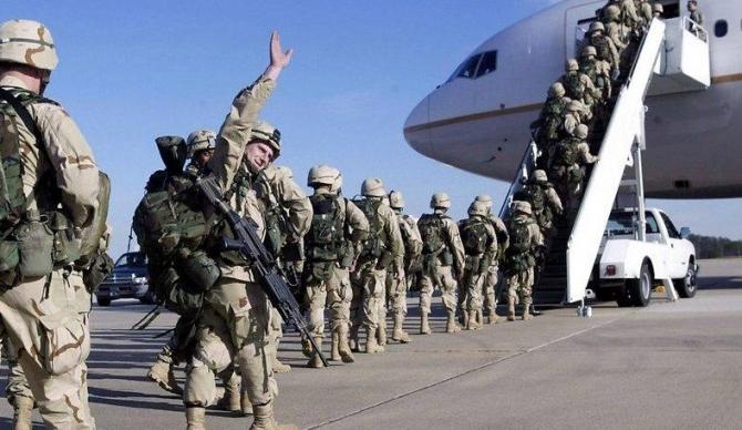 Circa 9000 de militari americani staţionaţi în Coreea de Sud au fost informaţi că ar putea fi obligaţi să îşi ia concedii