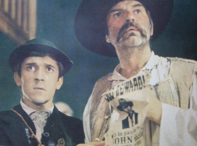 Mircea Diaconu şi Ilarion Ciobanu