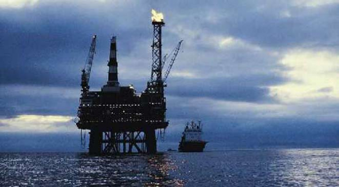 Romgaz vrea să preia o parte din participația Exxon din zăcământul Neptun din Marea Neagră